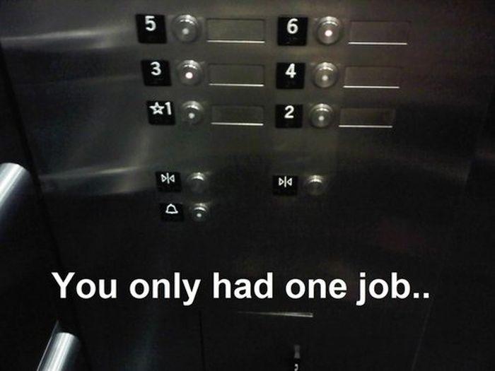 You Had One Job (55 pics)