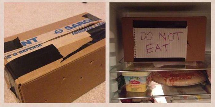 Do Not Eat (3 pics)