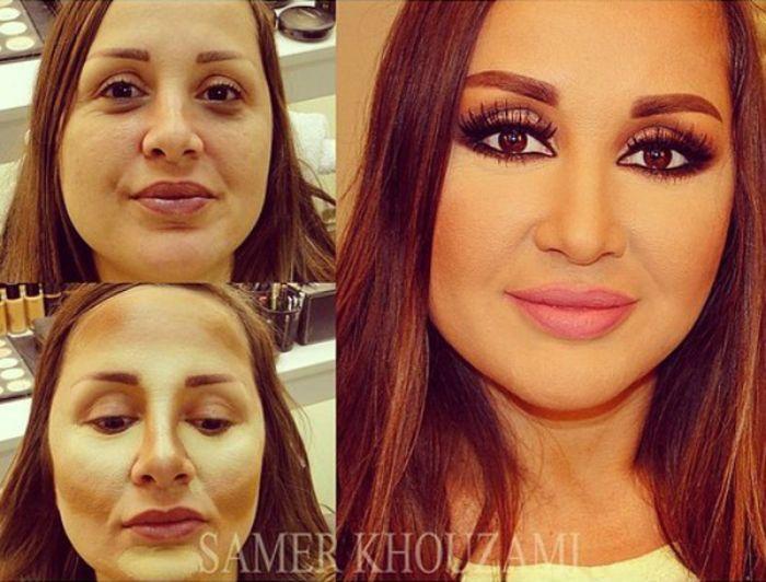 The Art of Makeup (11 pics)