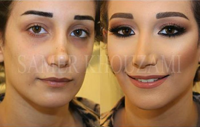 The Art of Makeup (11 pics)