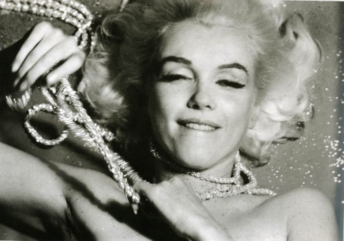 Marilyn Monroe's Last Photo Shoot (47 pics)