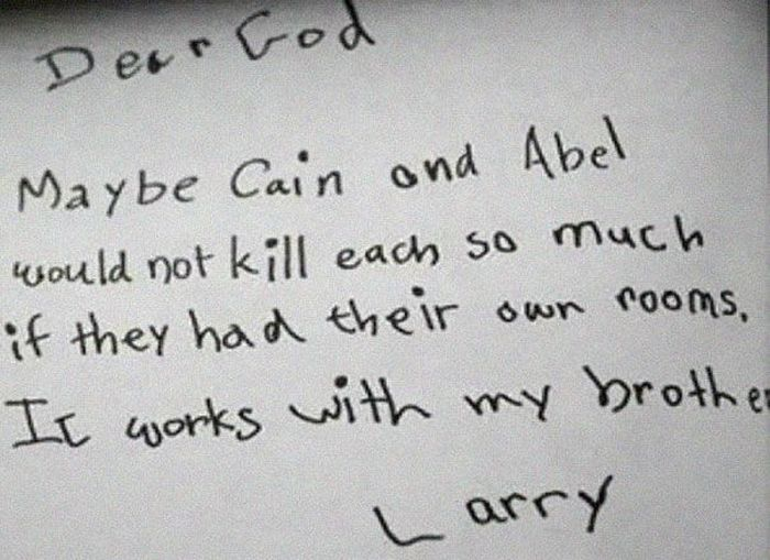 Honest Notes From Kids (39 pics)