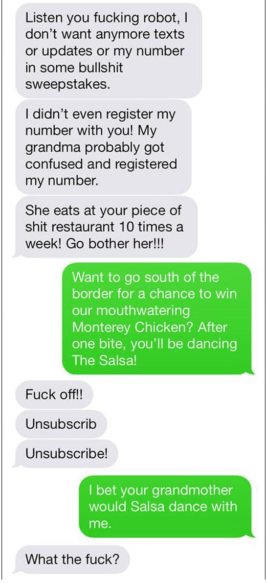 Prank on a Person Who Hates Chili's (5 pics)