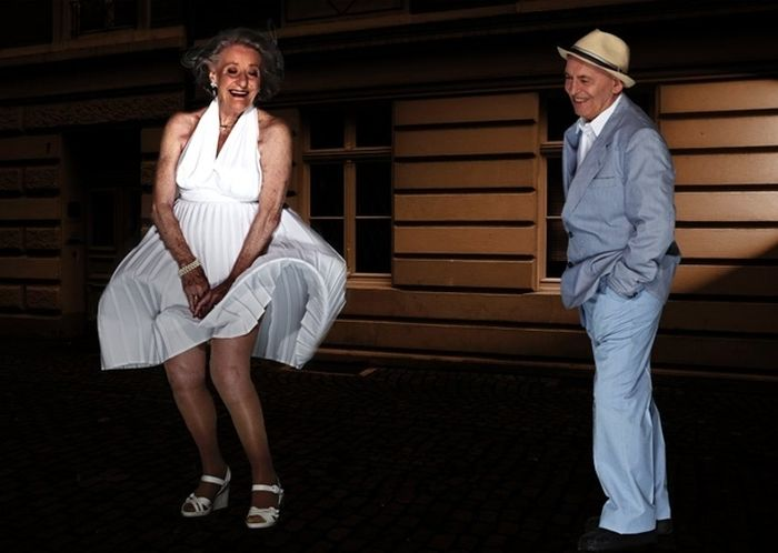 A German Retirement Community Did A Calendar (12 pics)
