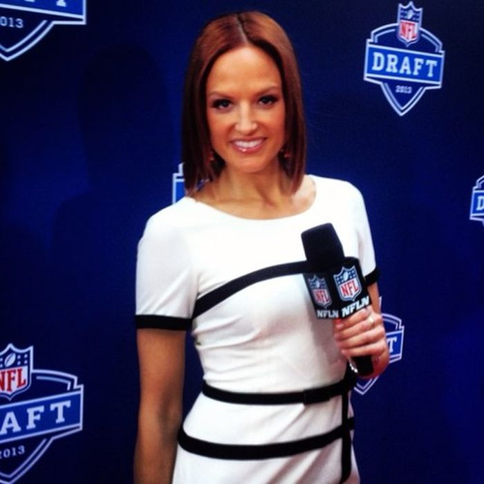 The Hottest Female Sportscasters on TV (50 pics)