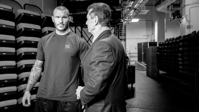 WWE Backstage Photos (22 pics)