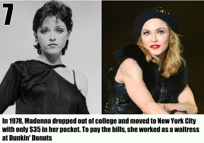 Interesting Facts about Celebrities (8 pics)