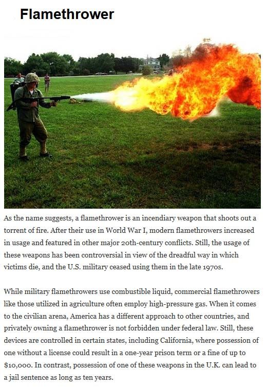 Still Legal in the US (10 pics)