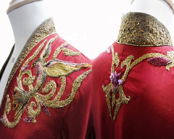 Game of Thrones Costumes Detail (66 pics)