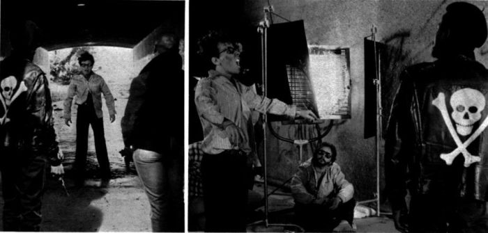 Behind the Scenes of the Ghostbusters (46 pics)
