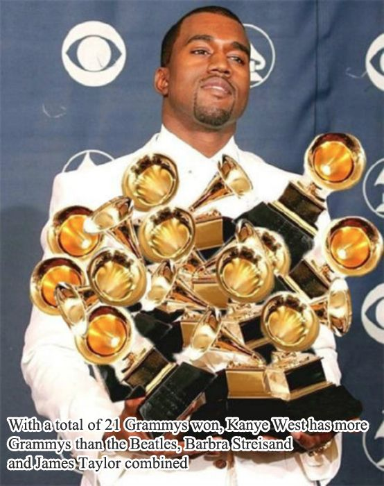 Interesting Facts About the Grammy Awards (13 pics)