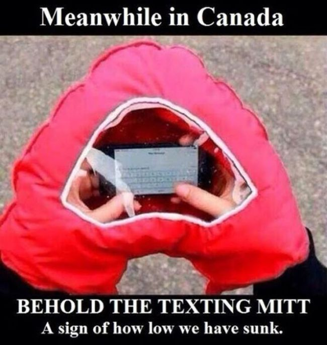 Only in Canada (50 pics)