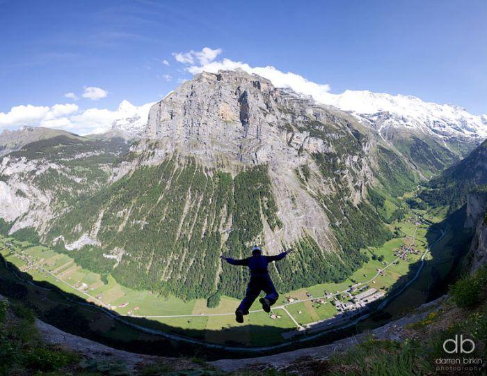 Base Jumping Photos (40 pics)
