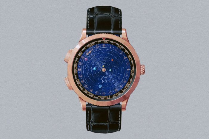 Complication Poetique Midnight Planetarium by Van Cleef & Arpels (9 pics)