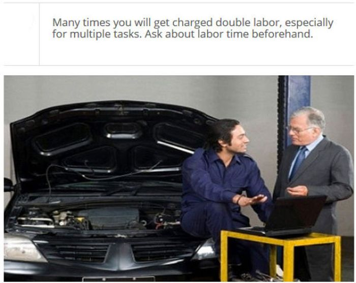Car Mechanics' Secrets (25 pics)