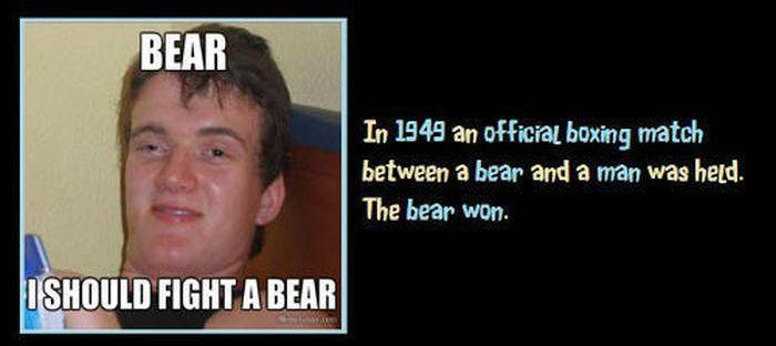 Unbelievable but True Facts. Part 3 (25 pics)