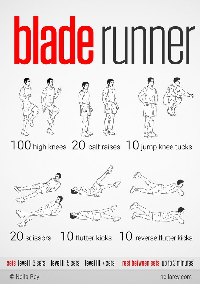 100 Workouts That Dont Require Equipment 46 Pics