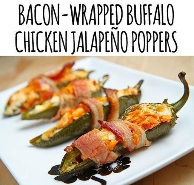Buffalo Sauce for Super Bowl (30 pics)