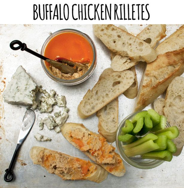 Buffalo Sauce for Super Bowl (30 pics)