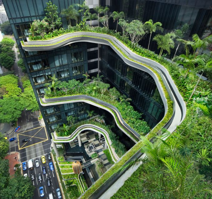 The Coolest Sky Gardens (10 pics)