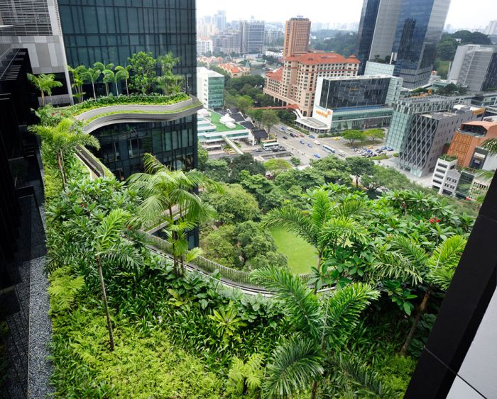 The Coolest Sky Gardens (10 pics)