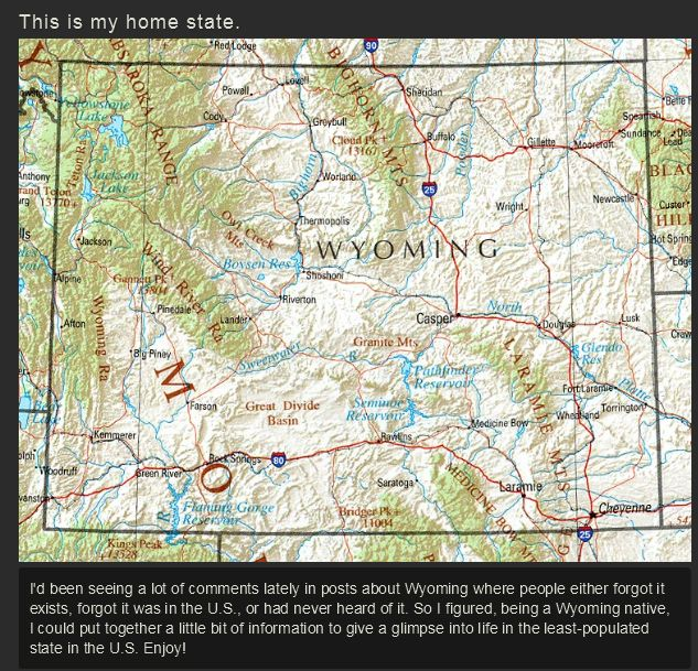 Welcome to Wyoming (34 pics)