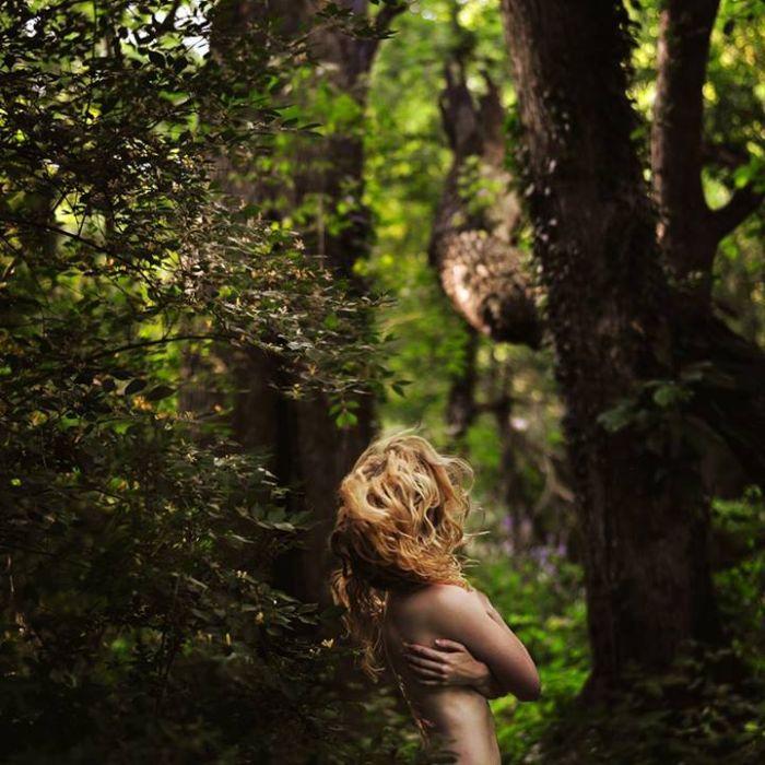 Surreal Portraits by 20-Year-Old Rachel Baran (26 pics)