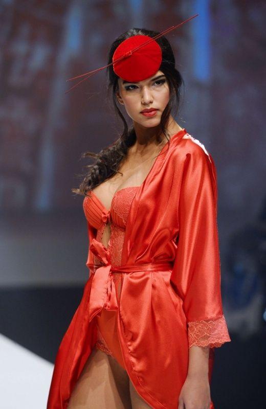 Lingerie Fashion Show (28 pics)