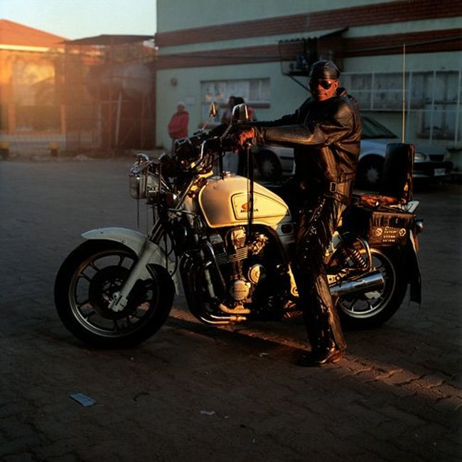 The Heavy Metal Subculture of Botswana, Africa (40 pics)