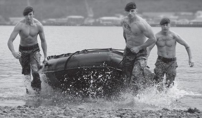 Go Commando 2014 Calendar (10 pics)