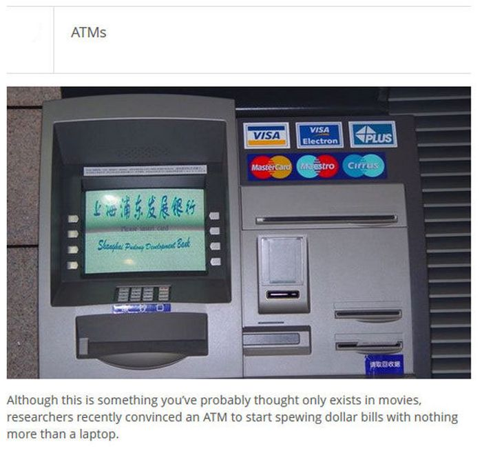 All These Things Can Be Hacked (25 pics)
