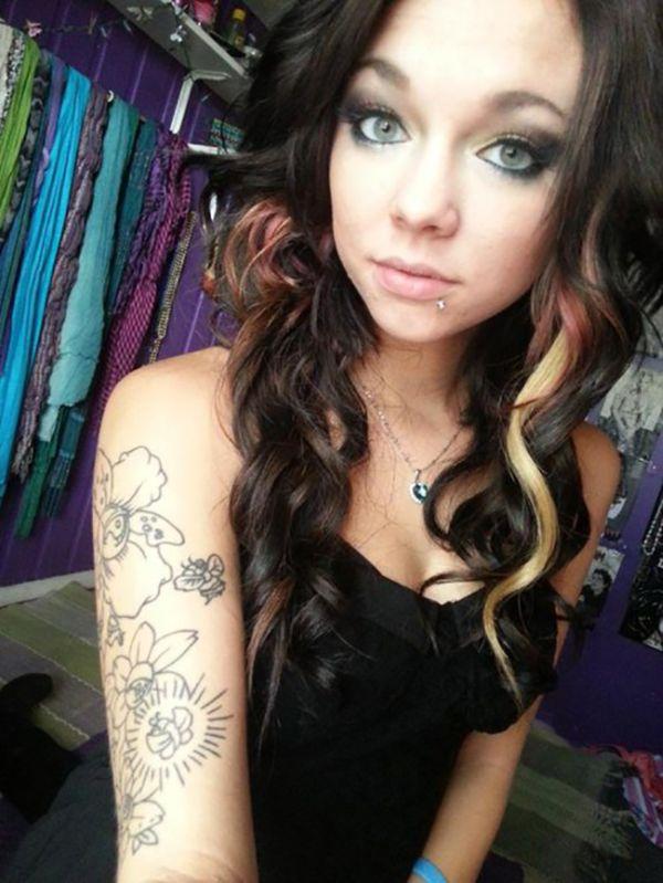 Sexy tattoo