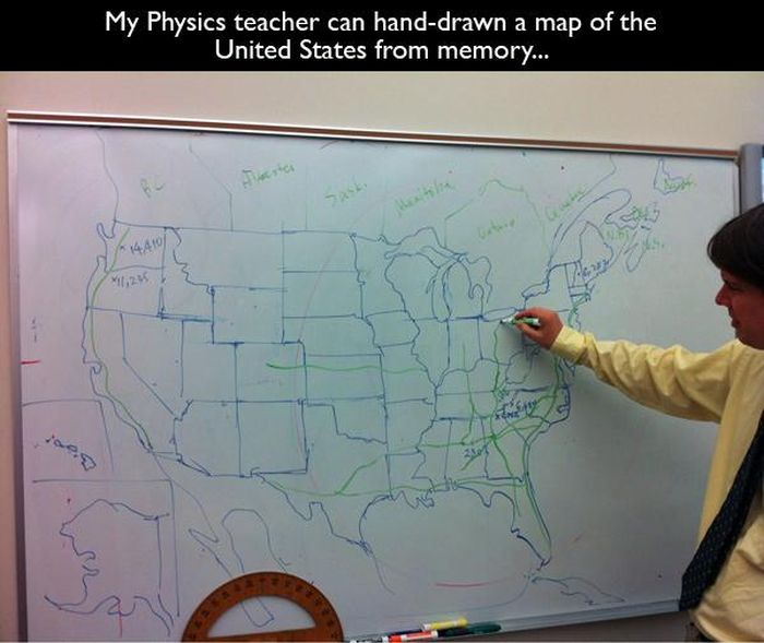 Awesome Teachers. Part 2 (21 pics)