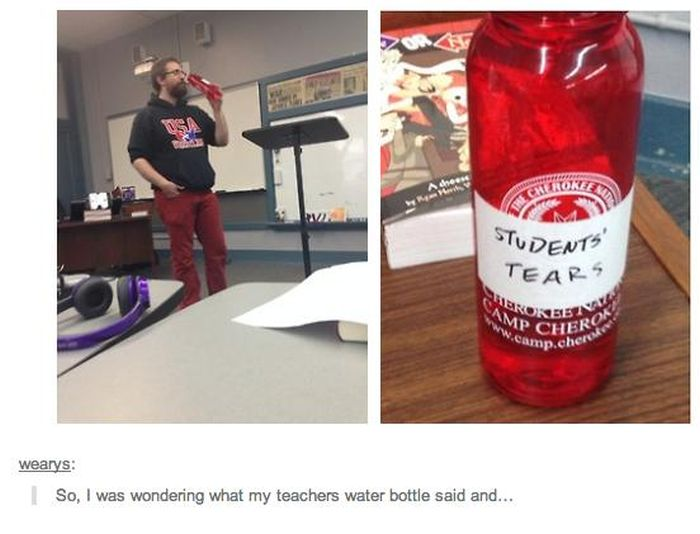 Awesome Teachers. Part 2 (21 pics)