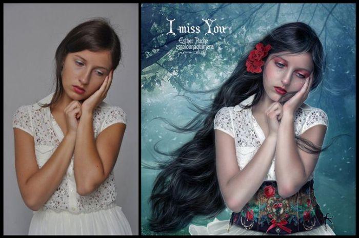 Amazing Photo Manipulations (20 pics)