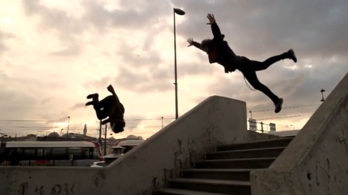 Epic Parkour & Freerunning 2014