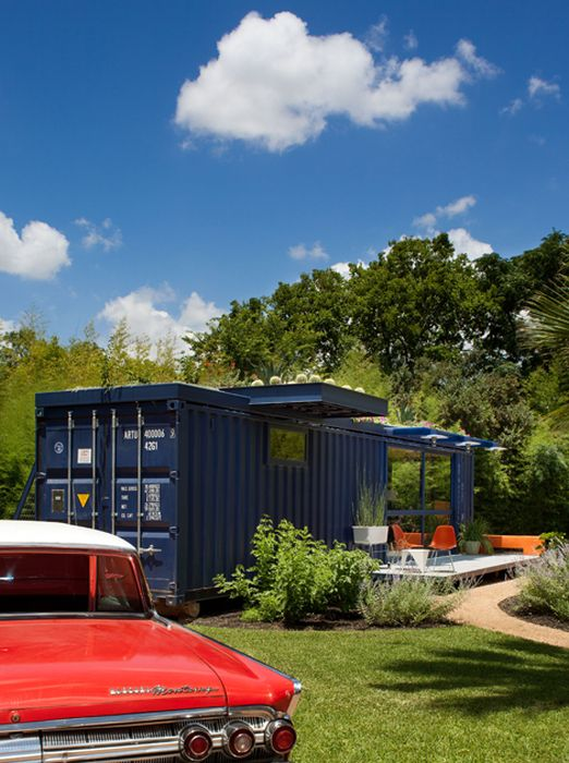 Shipping Container Home (15 pics)