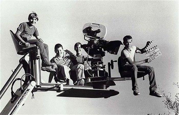 Behind the Scenes of the Famous Movies. Part 6 (20 pics)