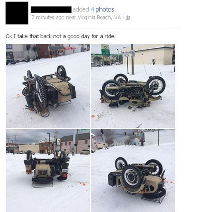 Riding Fail (2 pics)