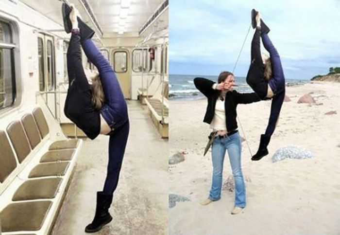 Silly but Hilarious Photoshop Manipulations (40 pics)