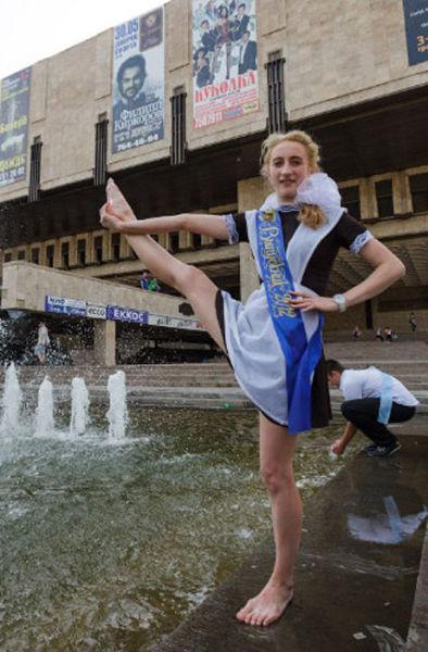 Russian High School Graduates 36 Pics-8952