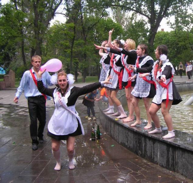 Russian High School Graduates (36 pics)