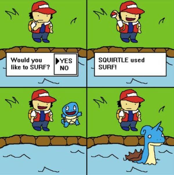 Video Game Logic. Part 4 (42 pics)