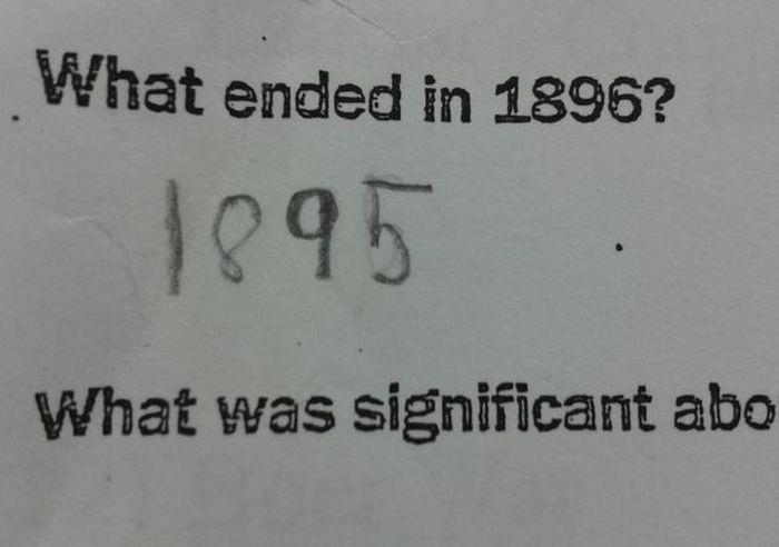Funny Exam Answers. Part 9 (22 pics)