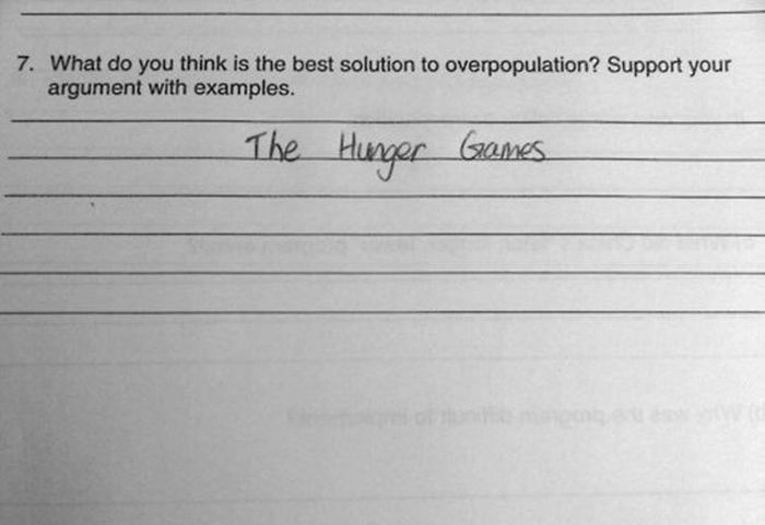 Funny Exam Answers. Part 9 (22 pics)