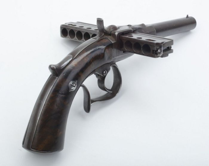 Harmonica Gun (4 pics)