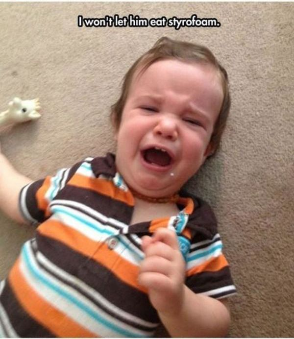 Why Do Kids Cry (36 pics)