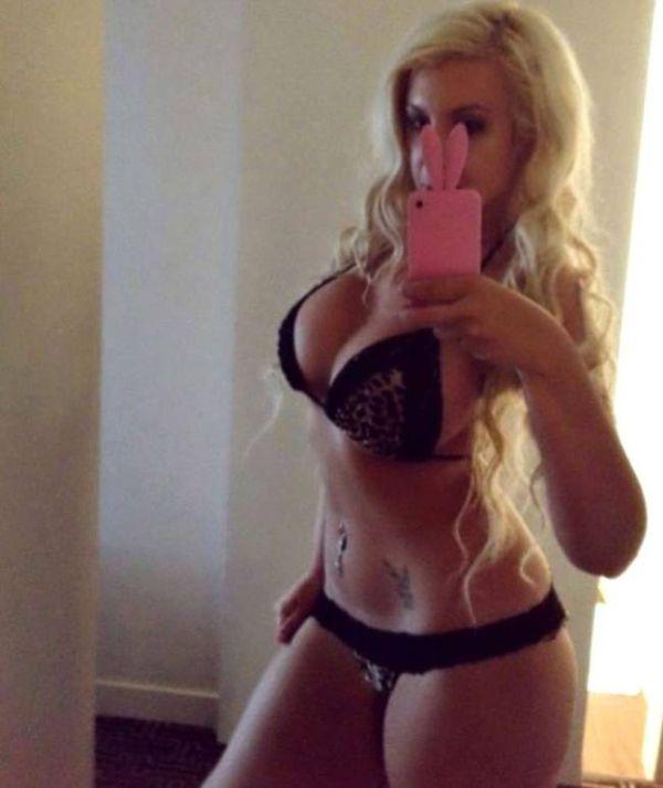 Photos of Justin Bieber's Stripper Karolina (7 pics)