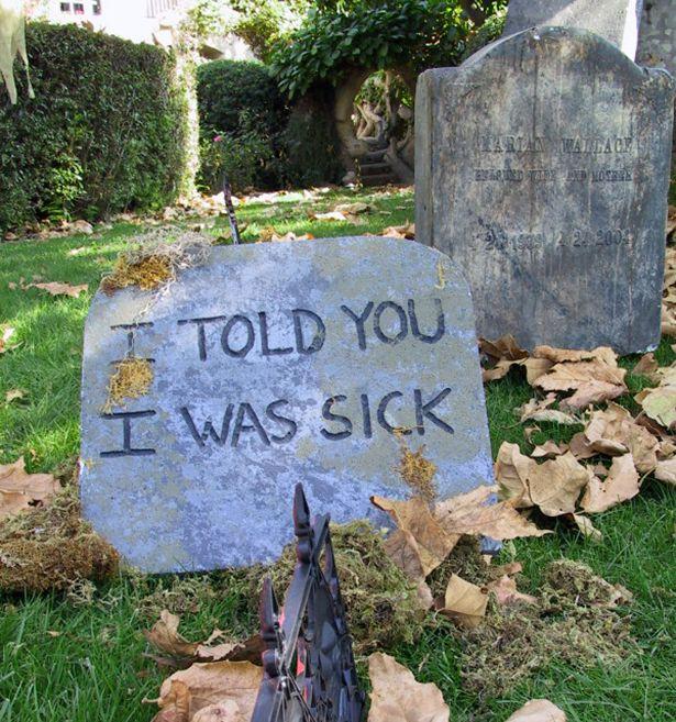Tombstones With a Sense of Humor (15 pics)