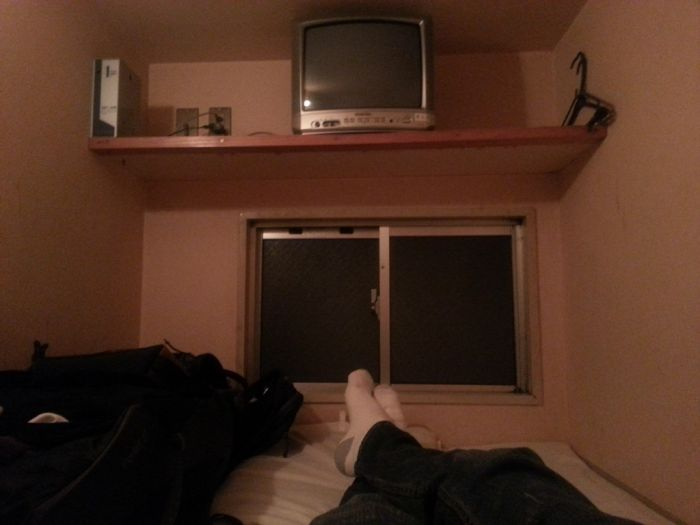 What Is It Like to Stay at a Tokyo Capsule Hotel (5 pics)
